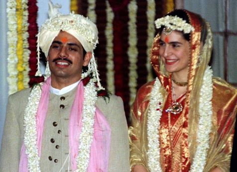 Robert Vadra Marriage