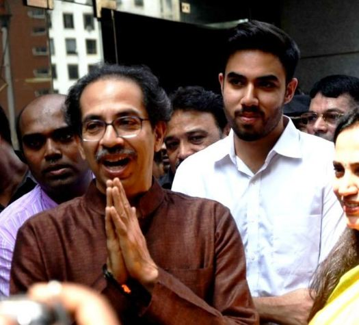 CM Uddhav's son Tejas Thackeray